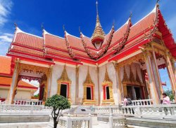 Wat Chalong Temple
