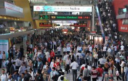 Activities at Canton Fair