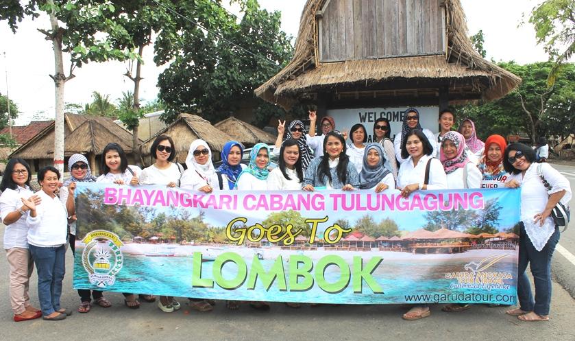 bhayangkari tour lombok